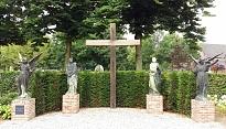 Renovatie absouteplaats begraafplaats Diessen