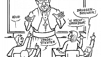 Cartoon heilig