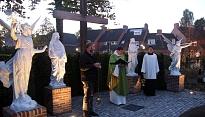 inzegening gerenoveerde kerkhof Diessen 22 oktober 2016