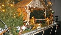 Kerststal Petruskerk