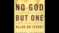 Nabeel Qureshi, No God but one