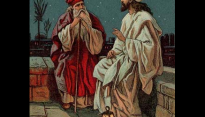 Jezus en Nikodemus