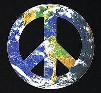 Symbool Wereldvrededag