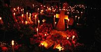 Lichtjes kerkhof Allerzielen