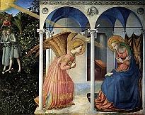 Blijde boodschap aan Maria