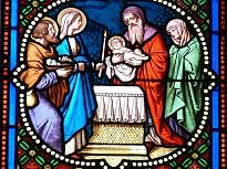 Maria Lichtmis: het opdragen van Jezus in de tempel