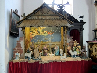 Kerststal Willibrorduskerk