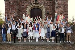Eerste Heilige Communie