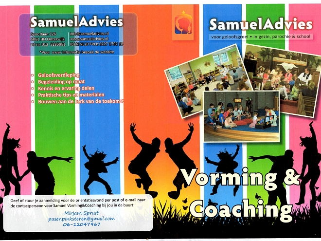Samuel Advies 1 cursus ouders