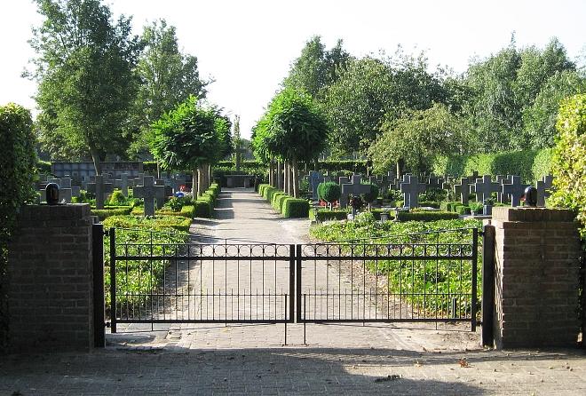 begraafplaats haghorst