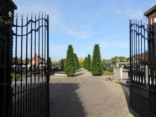 Begraafplaats Doelenstraat Hilvarenbeek