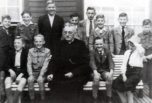 Diessen pastoor Van der Linden