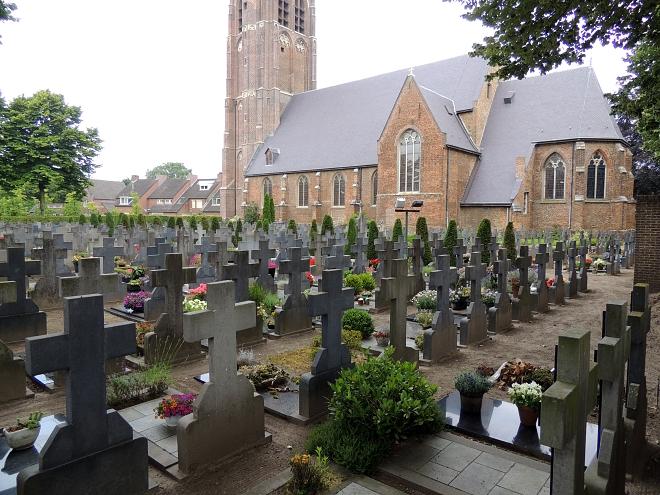 begraafplaats diessen