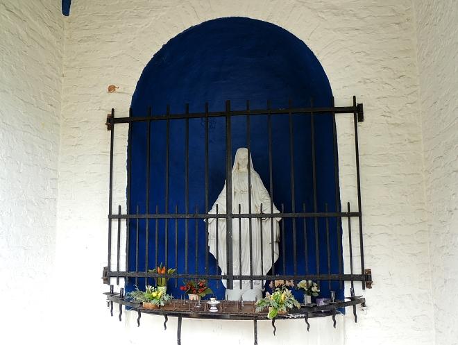 Beeld van Maria Troosteres der bedrukten Hilvarenbeek