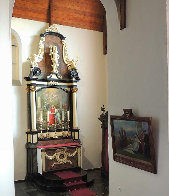 anna-altaar willibrorduskerk