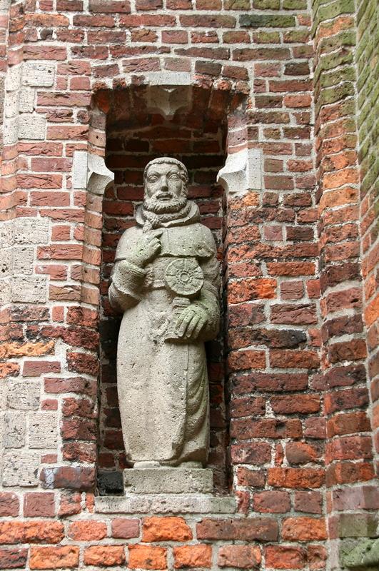 H. Adrianus, martelaar van Gorkum